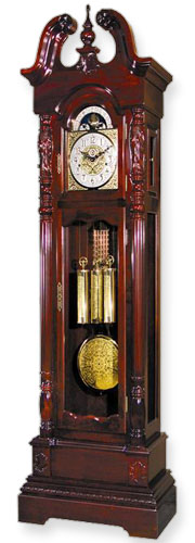 GF01UE04 Grandfather Clock