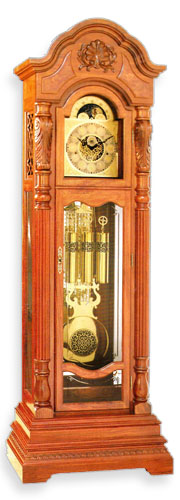 GF01UE09 Grandfather Clock