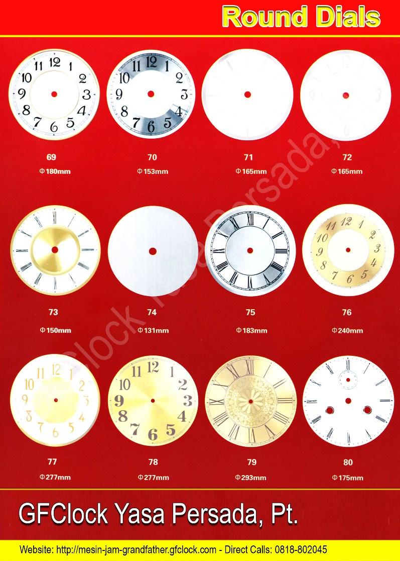 Aneka Round Dials