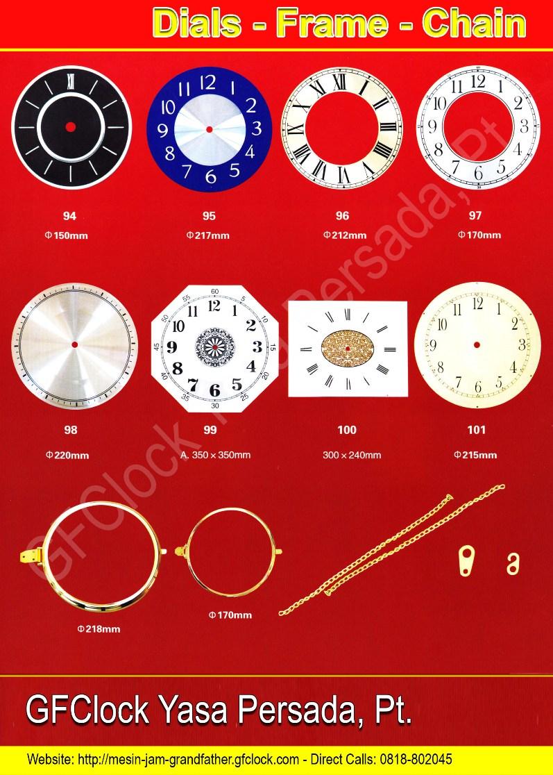 Clock Chain atau Rantai Jam