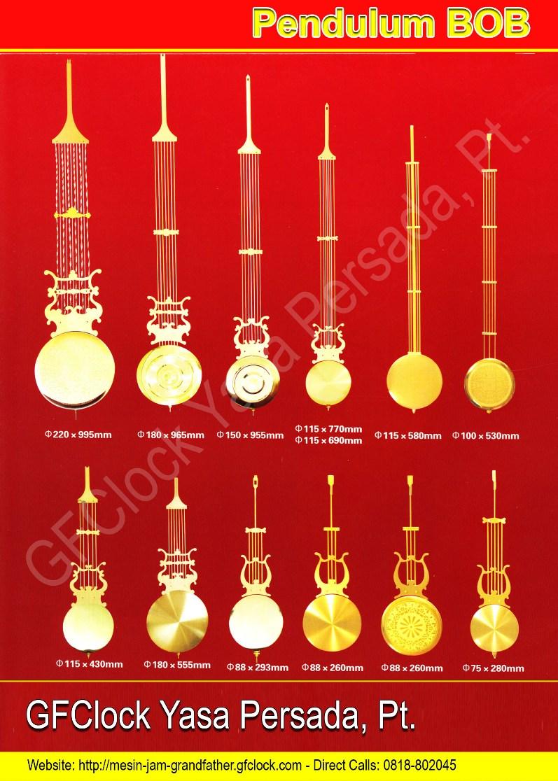 Pendulum Panjang 1 meter